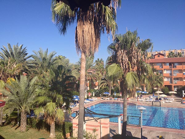 Alanya Club Turtaş Beach Otel