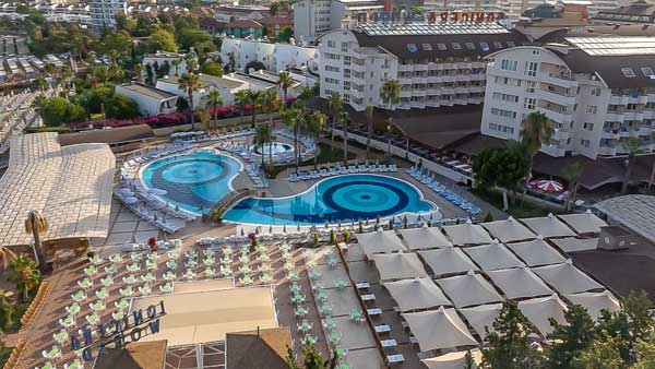 Lonıcera World Hotels